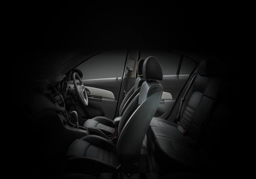 Chevrolet Cruze Front Seats Interior Picture