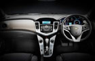 Chevrolet Cruze Dashboard Pictures
