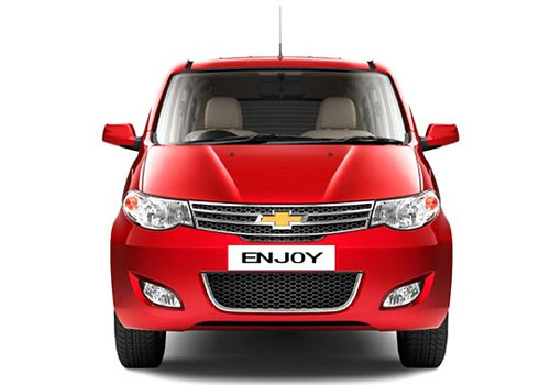 Chevrolet Enjoy Front View Picture