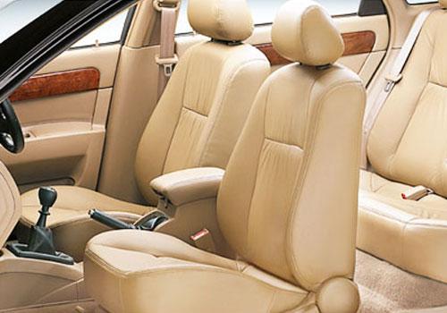 Chevrolet Optra Interior Chevrolet Optra Magnum Front