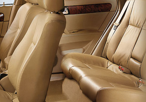 Chevrolet Optra Magnum Rear Seats Interior Picture