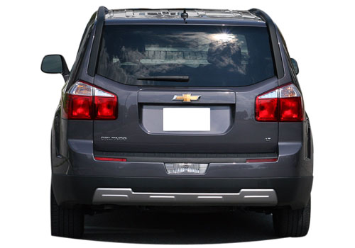 Chevrolet Orlando Rear View Exterior Picture