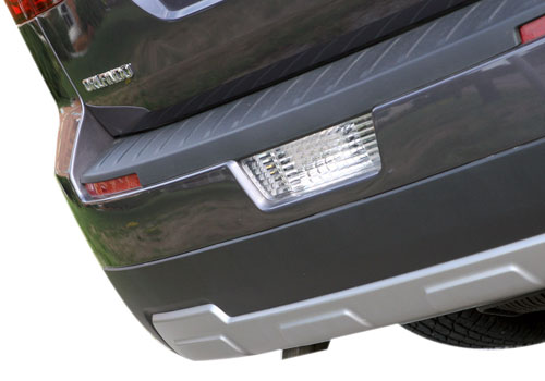 Chevrolet Orlando Exhaust Pipe Exterior Picture