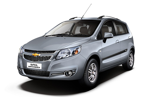 Chevrolet Sail UVA Pictures