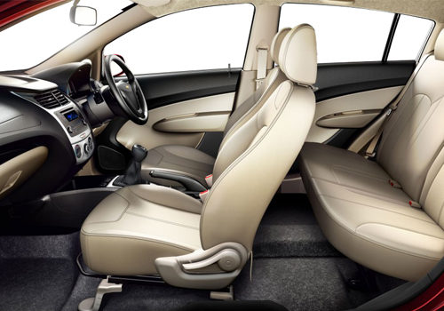 Chevrolet Sail UV-A Pictures