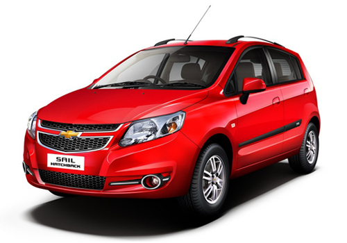 Chevrolet SAIL U-VA Front view picture