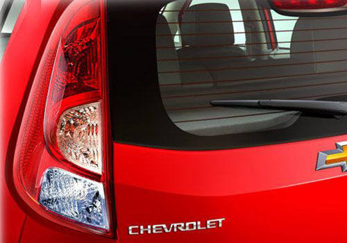 Chevrolet Sail UV-A Tail Light Exterior Picture