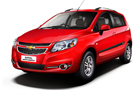 Chevrolet Sail UV-A Front Angle View Picture