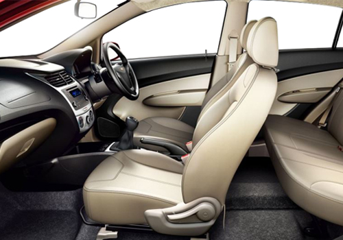 Chevrolet Sail UV-A Front Seats Interior Picture