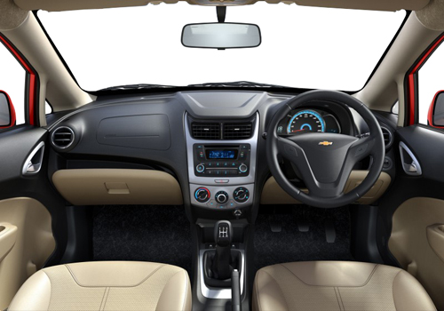 Chevrolet Sail UV-A Dashboard Interior Picture
