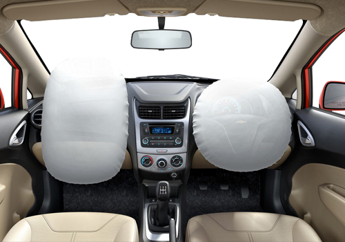 Chevrolet Sail UV-A Airbag Interior Picture