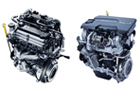 Chevrolet Sail UV-A Engine Picture