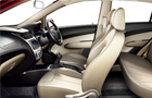 Chevrolet Sail UV-A Front Seats Picture