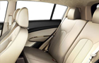 Chevrolet Sail UV-A Rear Seats Picture