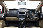 Chevrolet Sail UV-A Dashboard Picture