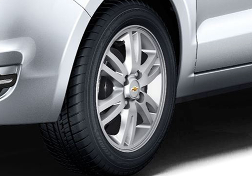 Chevrolet Sail Wheel and Tyre Exterior Picture