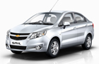 Chevrolet Sail Front Angle View  Picture
