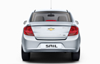 Chevrolet Sail Rear View Picture