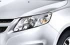 Chevrolet Sail Head light Picture