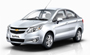 Chevrolet Sail Front Angle View