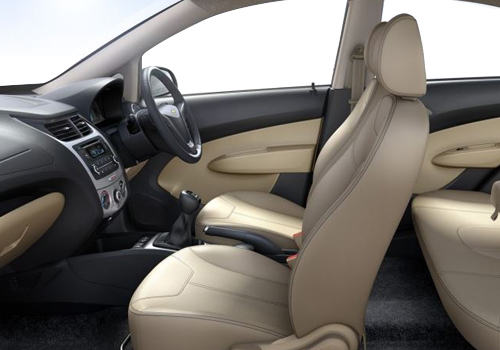 Chevrolet Sail Front Seats Interior Picture