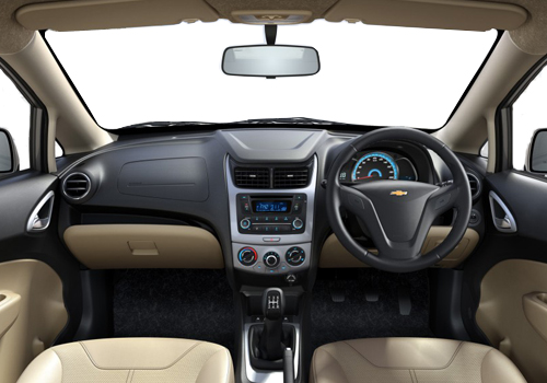 Chevrolet Sail Interior Picture