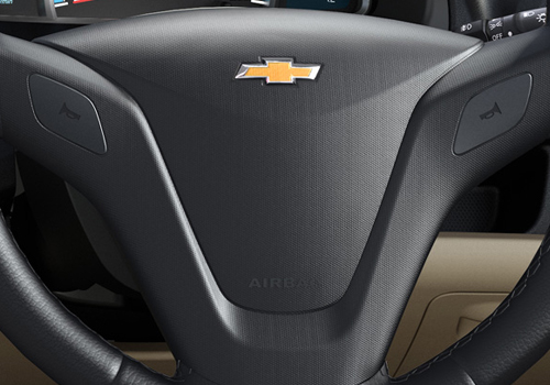 Chevrolet Sail Steering Wheel Interior Picture