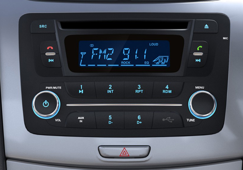 Chevrolet Sail Stereo Interior Picture