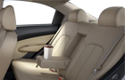 Chevrolet Sail Rear Seats Picture