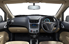 Chevrolet Sail Dashboard Picture