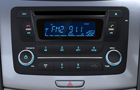 Chevrolet Sail Stereo Picture