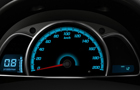 Chevrolet Sail Techometer Picture