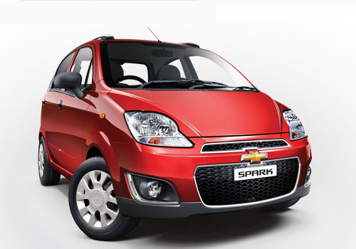 Chevrolet Spark Pictures