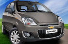 Chevrolet Spark in Sanddrift Grey Color