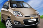 Chevrolet Spark in Linen Beige Color