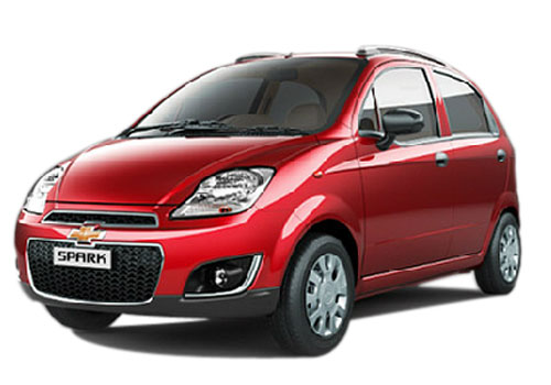 Chevrolet Spark Front View Side Picture