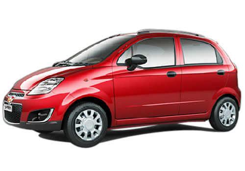 Chevrolet Spark Front Side View Exterior Picture
