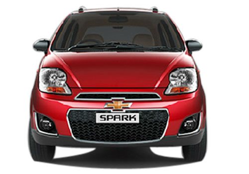 Chevrolet Spark Front View Picture