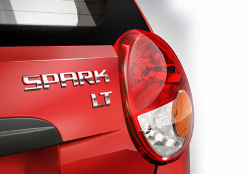Chevrolet Spark Tail Light Exterior Picture