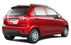 Chevrolet Spark Rear Angle View Picture