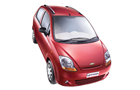 Chevrolet Spark Top View Picture