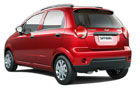 Chevrolet Spark Cross Side View Picture