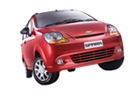 Chevrolet Spark Front Low Angle View Picture