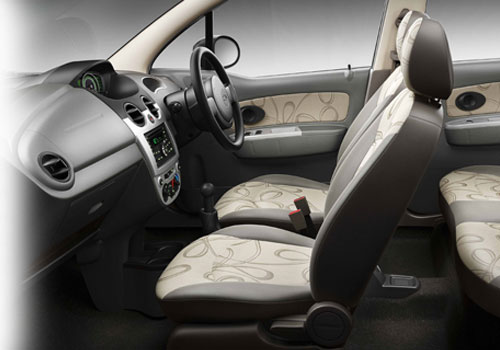 Chevrolet Spark Front Seats Interior Picture