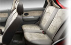 Chevrolet Spark Rear Seats Picture