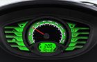 Chevrolet Spark Tachometer Picture