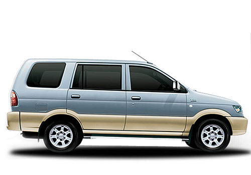 Chevrolet Tavera Pictures
