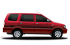 Chevrolet Tavera Red Colors