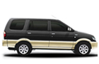 Chevrolet Tavera Black + Beige Colors