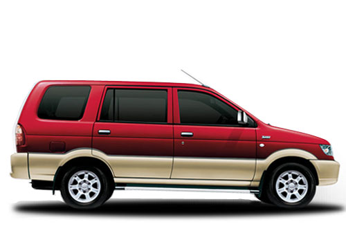 Chevrolet Tavera Neo 3 BS3 7-Seater